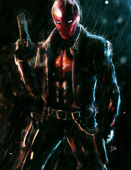 Jason Todd : Red Hood