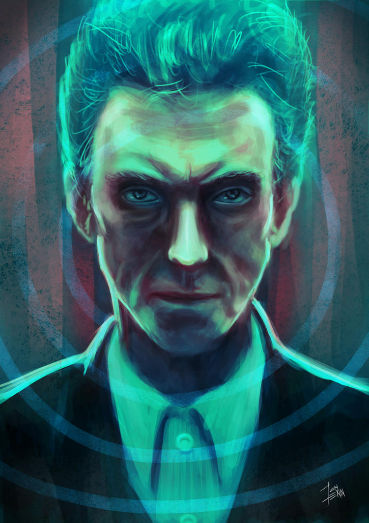 Doctor Who - Listen to Twelve by 13nin