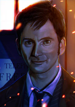 TENth Doctor - Doctor Who