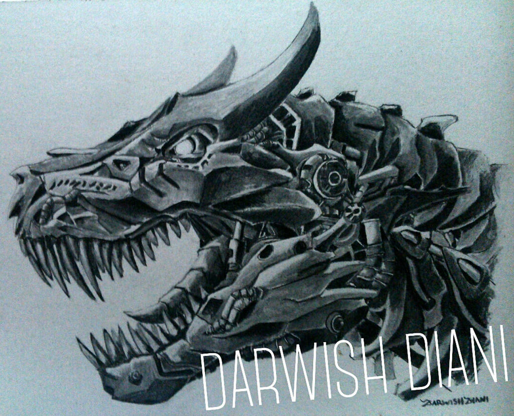 Grimlock - Transformer 4 age of extinction - by AwishDiani on ...