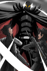 13-03(The Evil Knight) by O-KABA