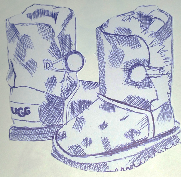 Uggs by CatXxx