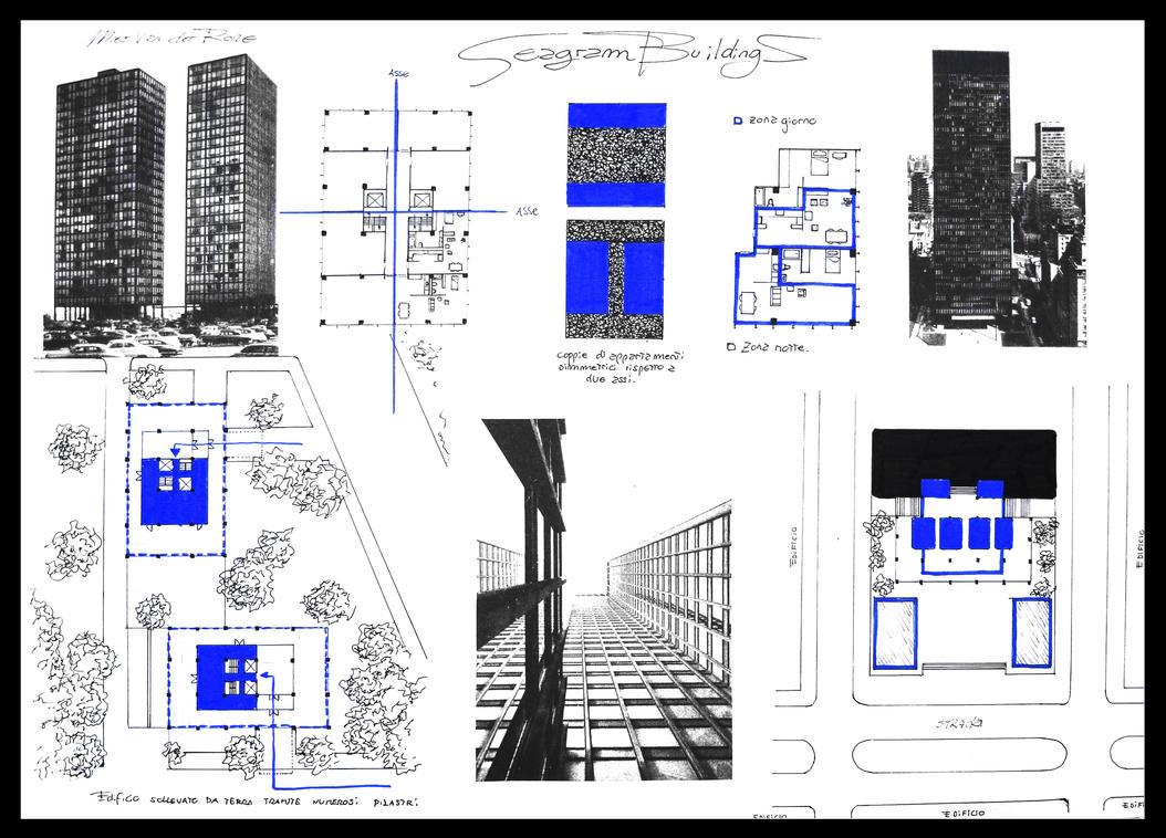 Seagram Buildings By Towermax On Deviantart