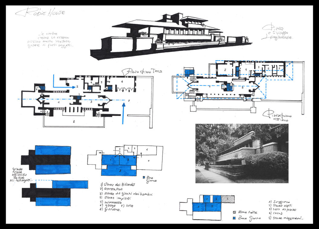 Robie House 204473623 on Interior Design Portfolio Examples