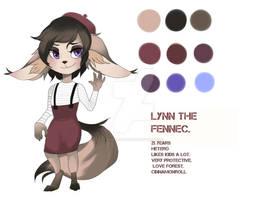 Lynn reference