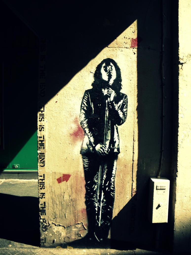 Jim Morrison, Paris by Jeepsterz on DeviantArt