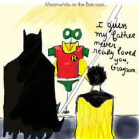 Dick and Damian - Dynamic Duo by Jeepsterz