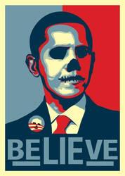 Obamazombie by nosyparker2012