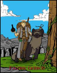 Kingmaker Campaign Heroes: Faldric Gerrod by knightorder
