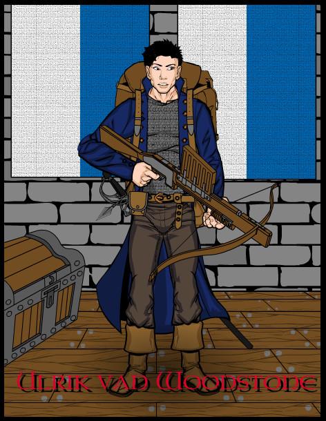 Kingmaker 2: Ulrik van Woodstone by knightorder