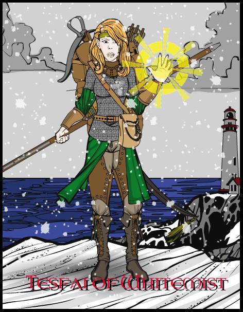 Kingmaker 2: Tesfai of Whitemist by knightorder