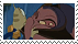 Mini Jumba and Pleakley Stamp by Cto