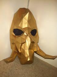 Konahrik - Dragon Priest Mask