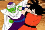 Rematch- Goku vs Piccolo Jr