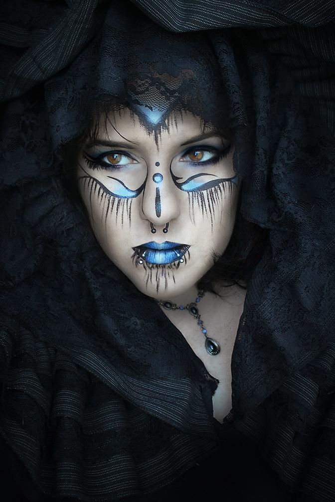 Priestess by mirandaadria