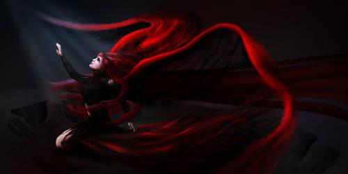Angel De La Muerte by mirandaadria