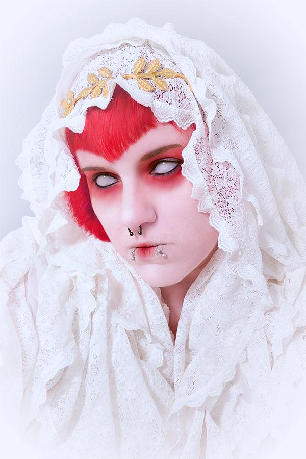 Coma White by mirandaadria