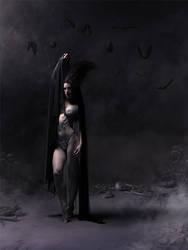 Night's Daughter by mirandaadria