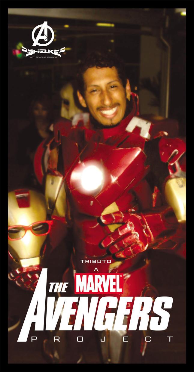 ironman avengers! by SHIZUKE1984