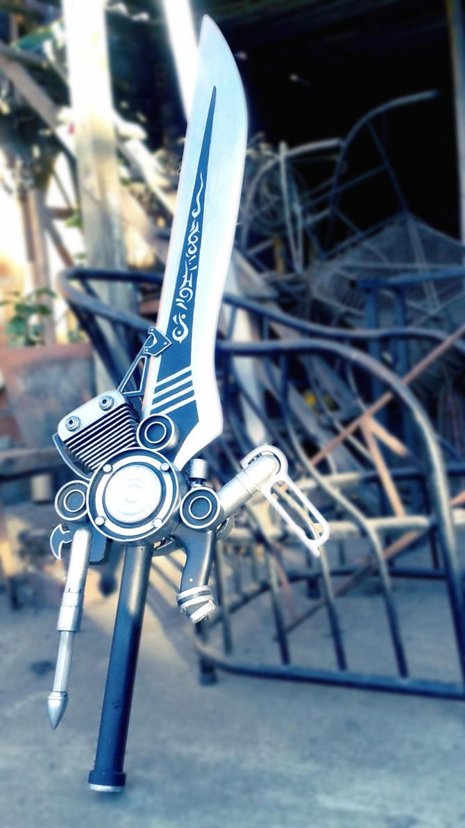 noctis sword by SHIZUKE1984