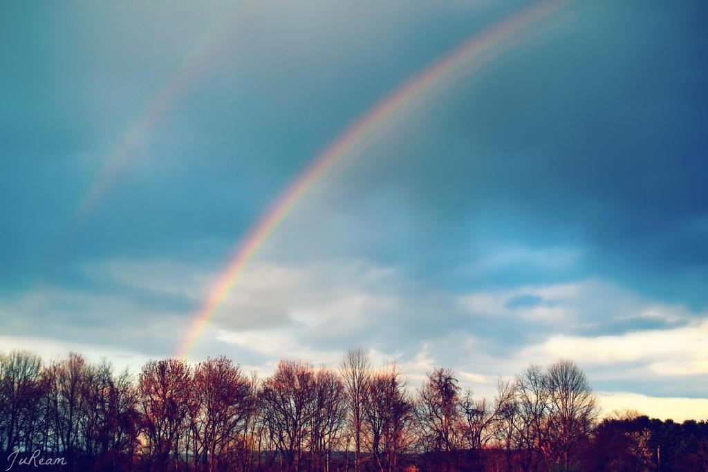 Rainbow by JuReam