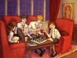 HP_Chess_Game