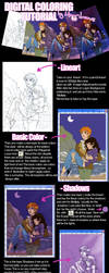 Digital Coloring Tutorial by mary-dreams