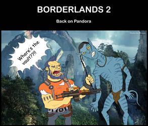 borderlands 2 cartoon