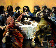 Last supper by ramonpp