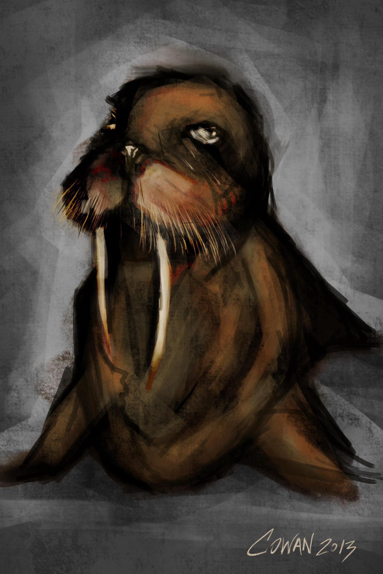 Walrus speed