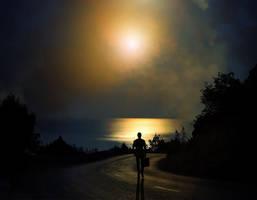 Night by fenida