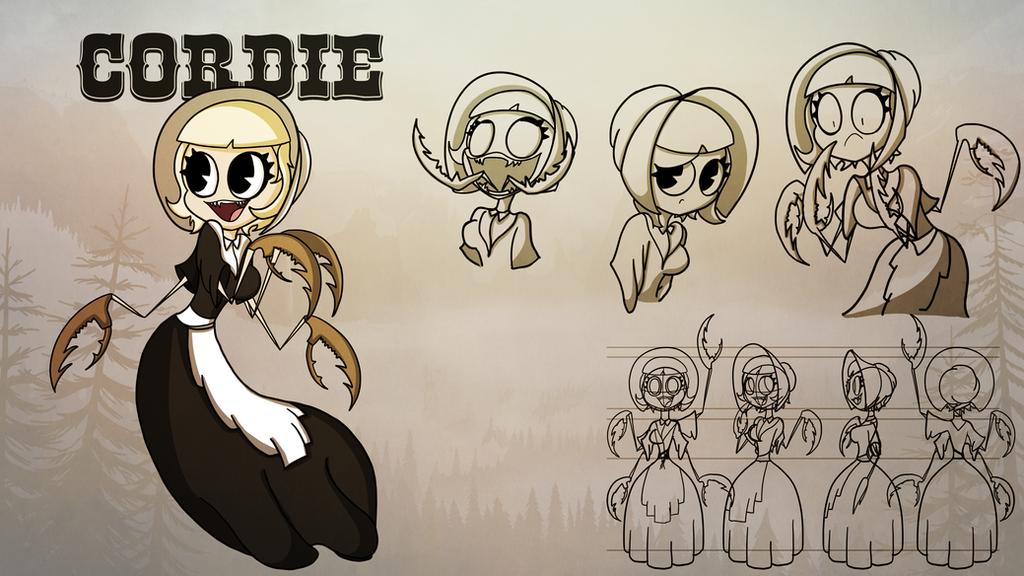 Cordie [Character Sheet] by SSTWL
