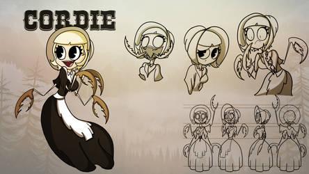 Cordie [Character Sheet]