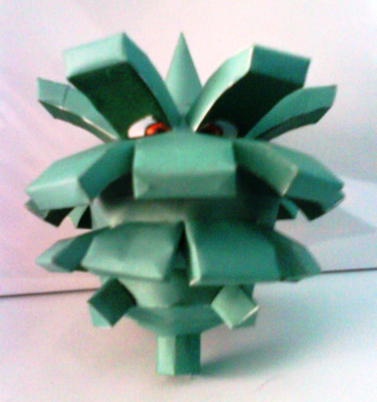 pineco papercraft by Odnamra22
