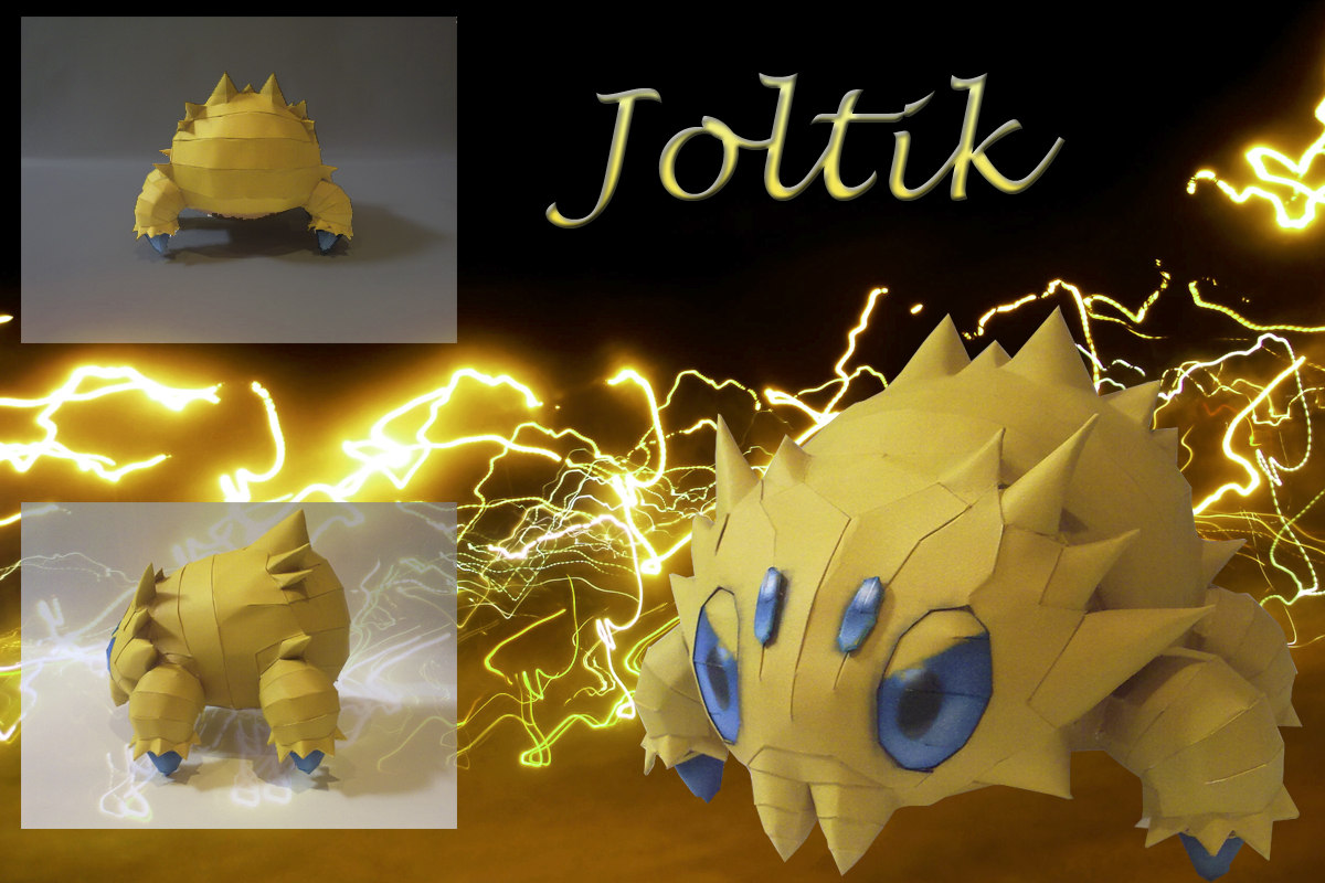 JOLTIK by Odnamra22