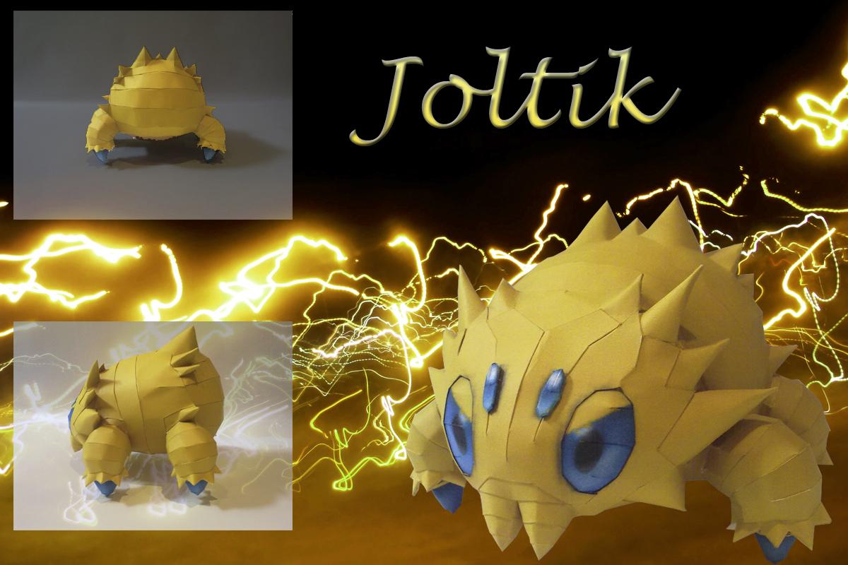 JOLTIK by Odnamra22