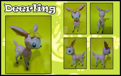 Deerling by Odnamra22