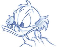 Scrooge McDuck by DrSchmitty