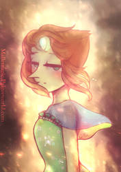 Pearl by Mallemagic