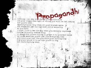 Propagandhi Wallpaper