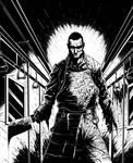 Midnight Meat Train - Butcher