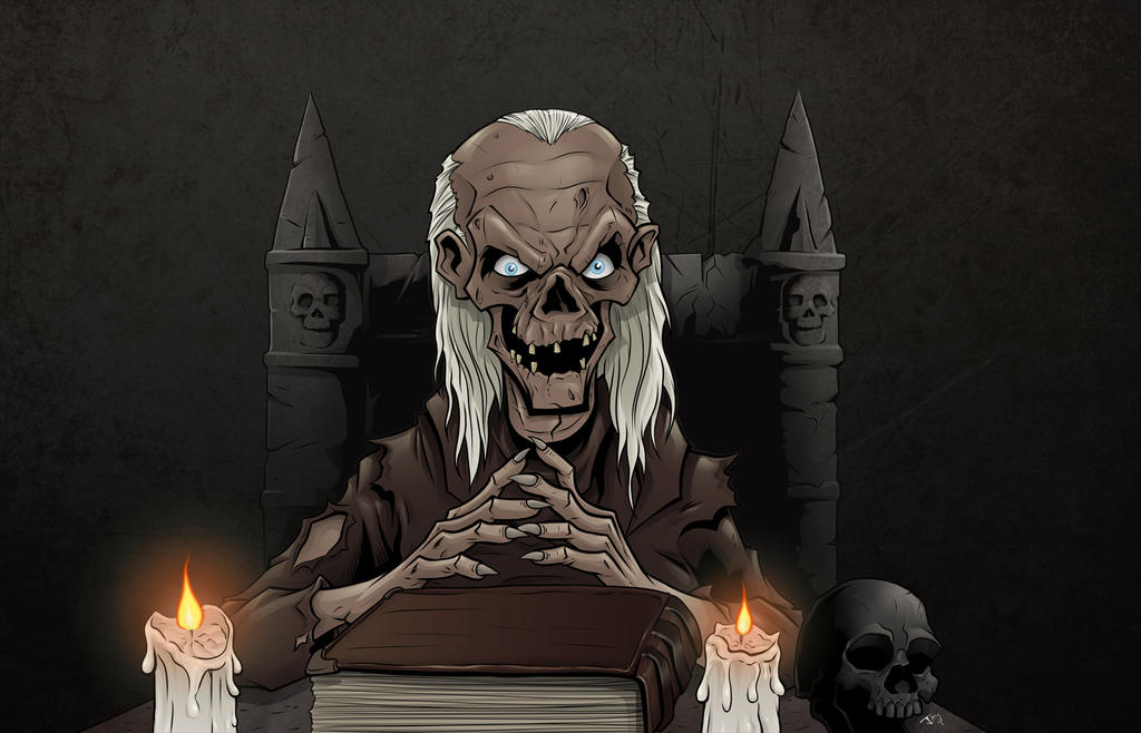 Crypt Keeper / Tales from the Crypt by jayodjick