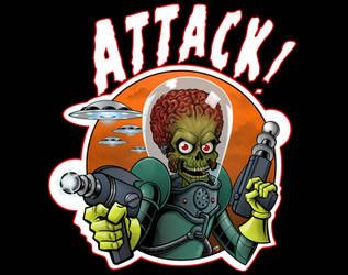 Attack! by jayodjick