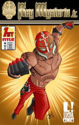 Booyaka! Rey Mysterio Jr! by jayodjick