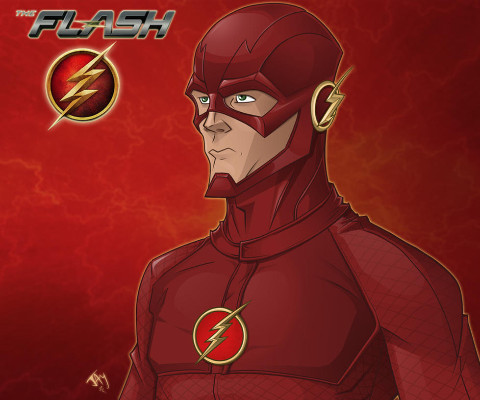 The Flash! by jayodjick