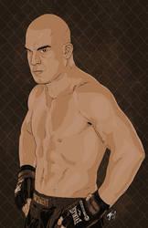 Tito Ortiz by jayodjick