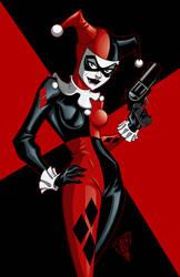 Harley Quinn by jayodjick