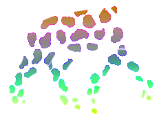 Lupus F Body Rainbow Spots by MyshelKnyte