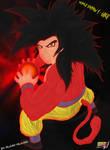 Goku SS4 (DBGT) - Final