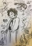 Doodle Sheet by Whovianimeniac